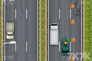 《抓狂的司机大叔3》游戏画面1