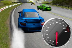 《3D赛车驾驶》游戏画面1