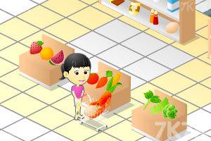 《超市繁忙的一天》游戏画面5