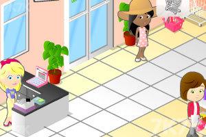 《超市繁忙的一天》游戏画面4