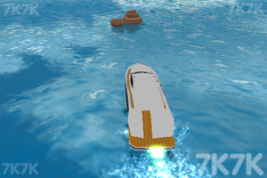 《3D急速快艇2》游戏画面2