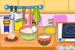 《烤彩虹甜甜圈》游戏画面2