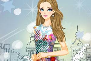 《印花长裙2》游戏画面1