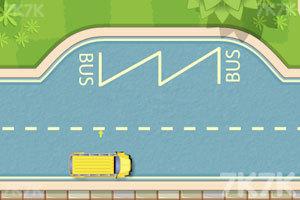 《高峰期的巴士运送》游戏画面2