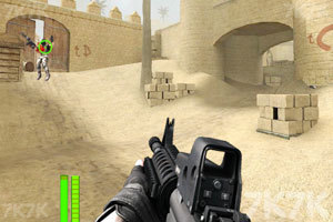 《反恐街区》游戏画面1