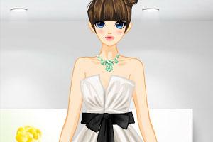 公主泡泡裙