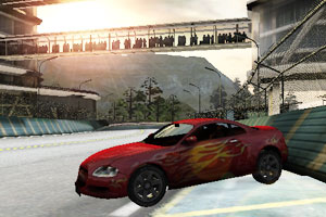 《3D车世界》游戏画面1