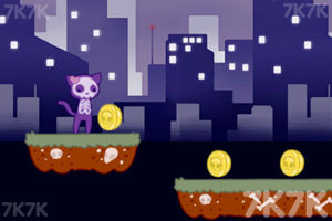 《幽灵小猫历险记》游戏画面1