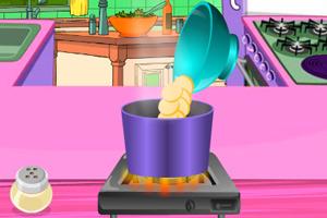 《起司薯饼》游戏画面1