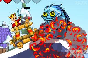 《进击的国王》游戏画面1