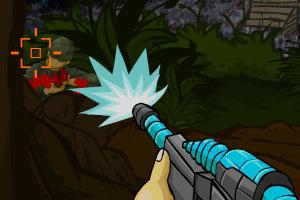 《暗夜射击》游戏画面1