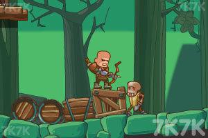 《小勇士闯恶魔城2》截图6