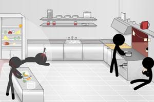谋杀顺序厨房篇