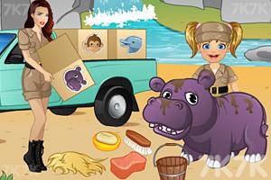 《动物园美好一天》游戏画面6