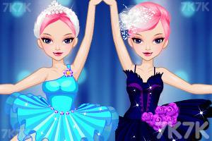 《芭蕾舞者的新发型》游戏画面2