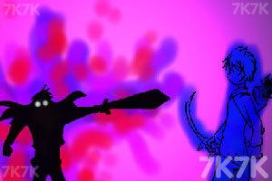 《精灵勇士复仇》游戏画面3