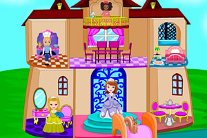 索菲亚的玩具屋
