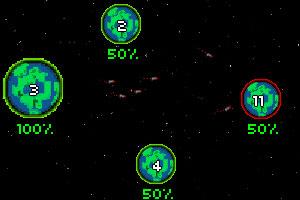 《银河星球大战》游戏画面1