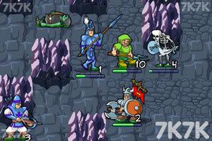 《城堡争霸无敌版》游戏画面3