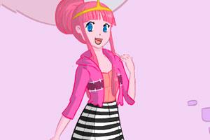 《甜美的小女生》游戏画面1