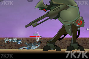 《特种兵之双刃战警升级版》游戏画面1