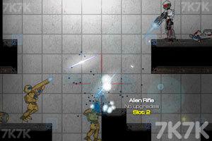 《特种兵之双刃战警升级版》游戏画面4