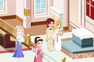 《布置婚礼》游戏画面1