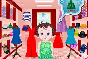 《宝贝的颜色辨认课》截图3