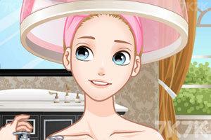 《漂亮的公主发型》游戏画面3