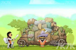《马桶战神》游戏画面3