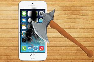 《粉碎iPhone》游戏画面1