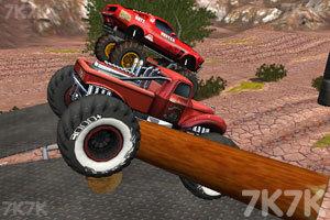 《巨无霸四驱车挑战赛》游戏画面4