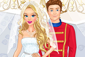 芭比公主婚礼