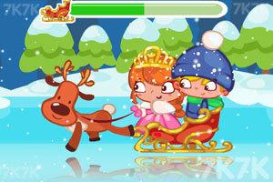《苹果公主爱偷懒2》游戏画面2