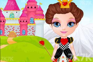 《芭比宝贝变身小巫女》游戏画面2