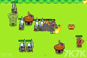 《城堡指挥官中文版》游戏画面1