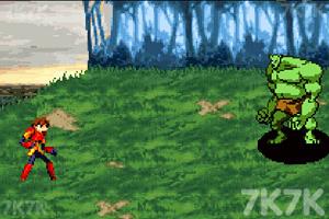 《守护英雄》游戏画面2