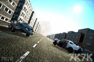 《暴力警车》游戏画面3