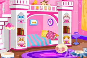 《漂亮公主打扫房间》截图3
