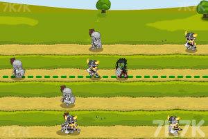 《皇家战争》游戏画面3