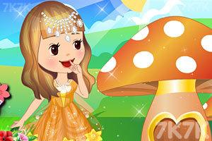 《童话中的小女孩》游戏画面1