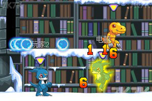 《超数码宝贝无敌版》游戏画面6