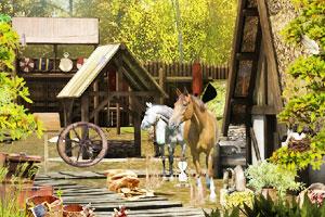 《乡村的日常生活》游戏画面1