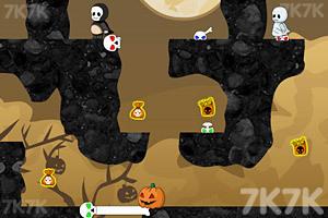 《熊孩子过万圣节》游戏画面3