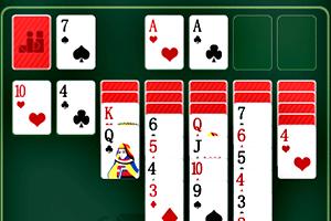 《超级纸牌》游戏画面1
