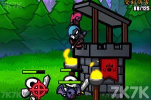 《英勇的哨兵骑士2中文版》游戏画面4