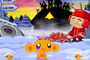 《逗小猴开心感恩节版》游戏画面2