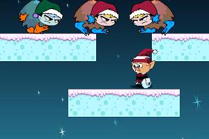 《雪球小矮人》游戏画面1
