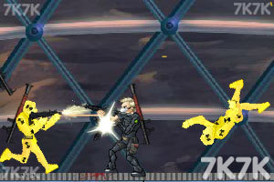 《狙击外星人部队2无敌版》游戏画面5