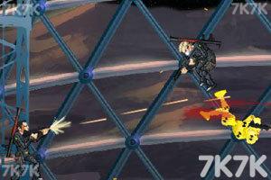 《狙击外星人部队2无敌版》游戏画面2